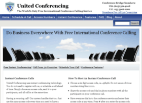 unitedconferencing.com