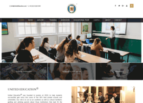 unitededucation.co.uk