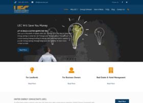 unitedenergyconsultants.com