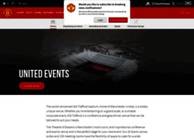 unitedevents-manutd.com