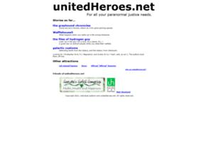 unitedheroes.net