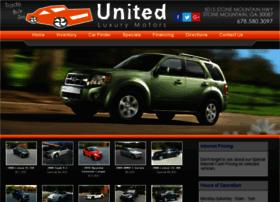 unitedluxurymotors.com