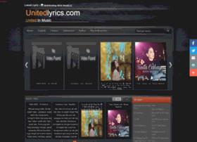 unitedlyrics.com
