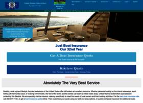 unitedmarine.net