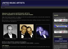 unitedmusicartists.com