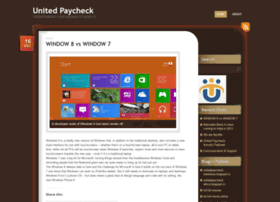 unitedpaycheckinc.wordpress.com