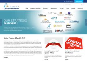 unitedpharma-kw.com