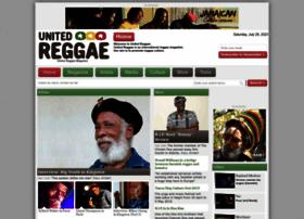 unitedreggae.com