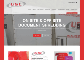 unitedshreddingltd.com