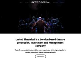 unitedtheatrical.co.uk