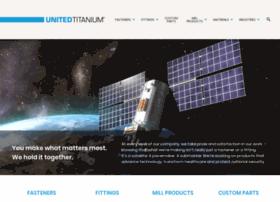 unitedtitanium.com