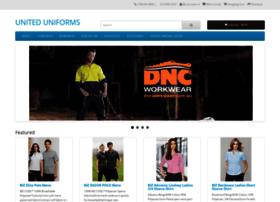 uniteduniforms.com.au