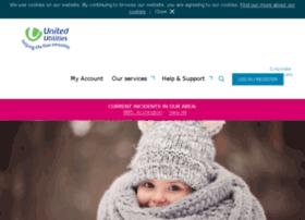unitedutilities.co.uk