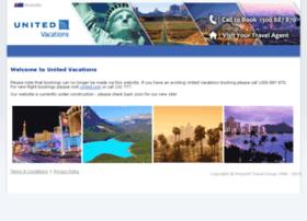 unitedvacations.com.au