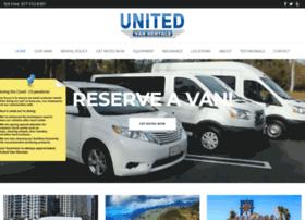 unitedvanrentals.com