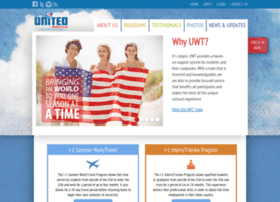 unitedworkandtravel.com