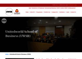unitedworld.edu.in