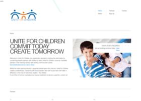 uniteforchildren.org