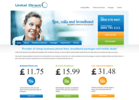 uniteldirecttelecom.co.uk