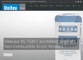 unitex.com.au