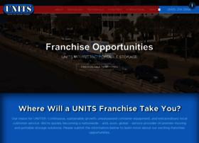 unitsfranchisegroup.com