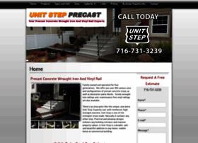 unitstepprecast.com