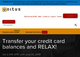 unitus.creditunionhq.com