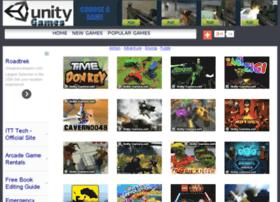 web games unity