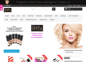 unitycosmetics.com