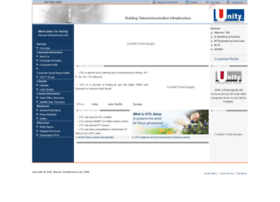 unityinfratel.com