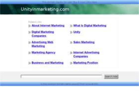 unityinmarketing.com