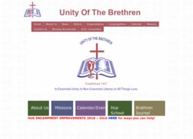 unityofthebrethren.org