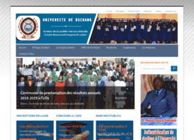 univ-dschang.net
