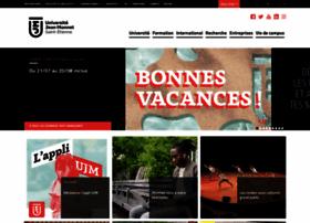 univ-st-etienne.fr