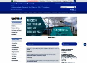 univasf.edu.br