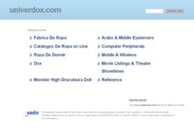 univerdox.com