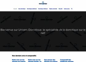 univers-domotique.com