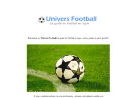 univers-football.com