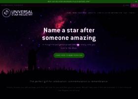 universal-star-registry.com