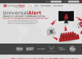universalalert.com