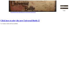 universalbattle.com