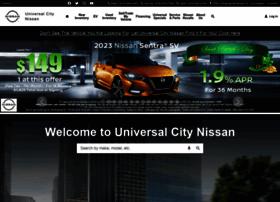 universalcitynissan.com