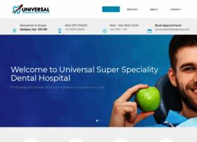 universaldentalhospital.com