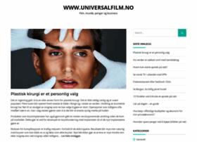 universalfilm.no