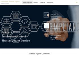 universalhumanrightsindex.org