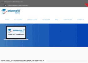universalitinstitute.com