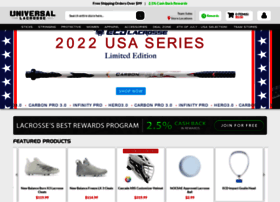 Universallacrosse.com