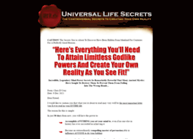 universallifesecrets.com