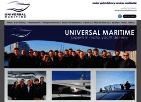 universalmaritime.com