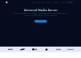 universalmediaserver.com